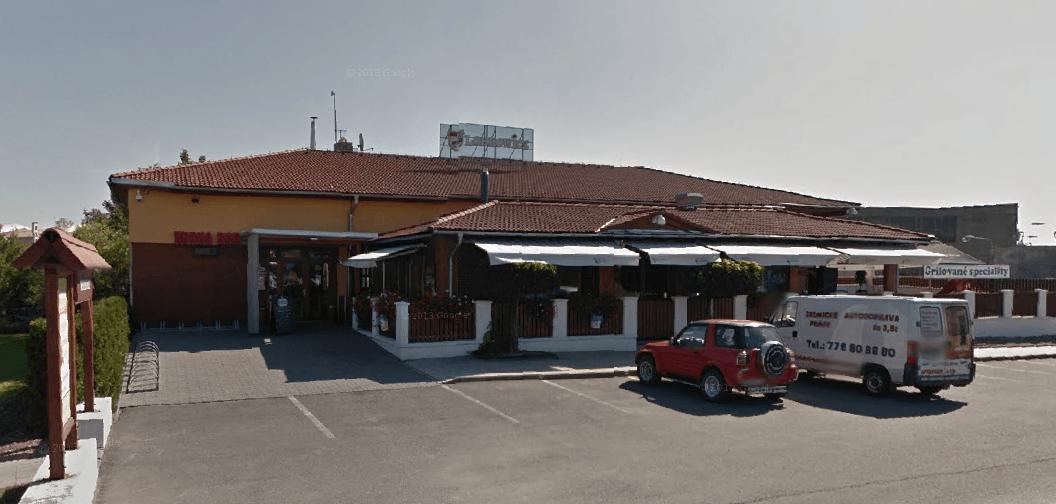 popis restaurace
